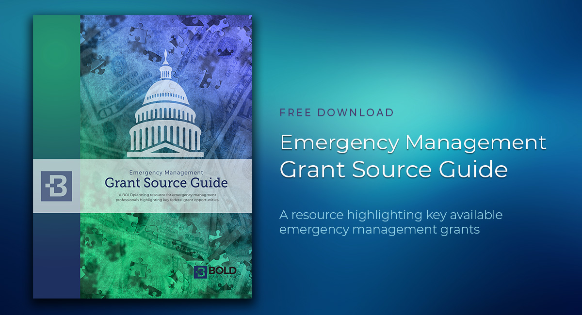 Emergency Management Grant Source Guide