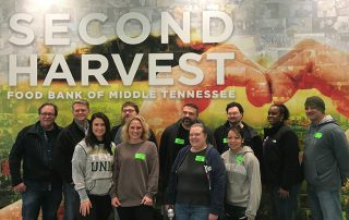 Image of BOLDplanning participants of Second Harvest project